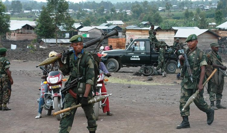 Armed Groups and Mineral Extraction in the DRC Congo