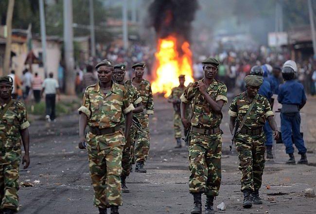 Political Crisis in Burundi