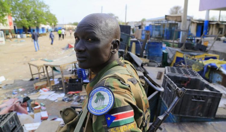 Civil War in South Sudan