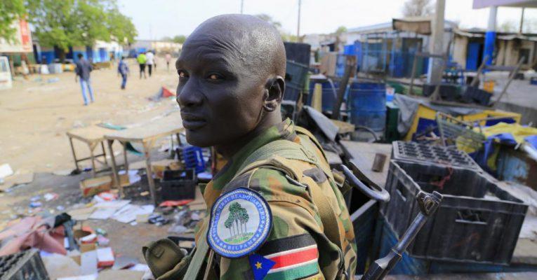 Civil War in South Sudan